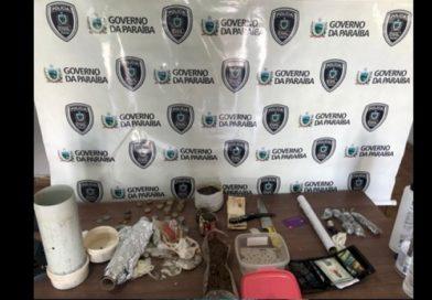 Polícia Civil realiza operação e apreende droga no Vale do Piancó