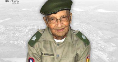 Câmara Municipal de Catingueira concede Título de Cidadania a Veterano da 2ª Guerra Mundial de 100 anos