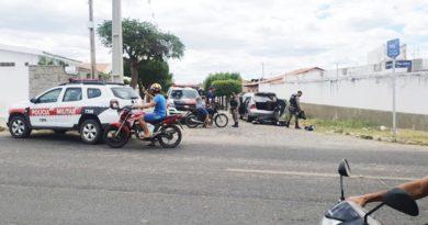 URGENTE: Três homens são mortos em troca de tiros com Polícia Militar na tarde deste sábado, em Patos