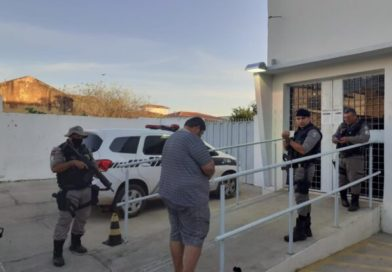 Homem é preso em flagrante suspeito de cometer homicídio em Piancó