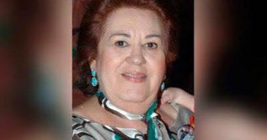 Câmara de Catingueira emite nota de pesar pelo falecimento da ex-prefeita Zuila Pires